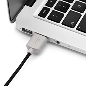 Wired USB Connection