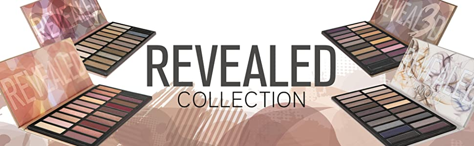 Revealed Collection Header