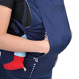 hands through, hoodie, pouch, pocket, sleeve, Mountain Buggy, juno, carrier, Ergo, lillebaby,Beco