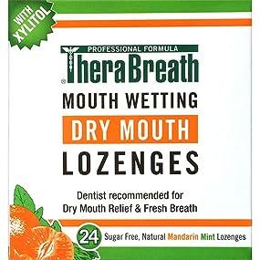 Alcohol-Free Moisturizing Dry Mouth Spray | Biotène®