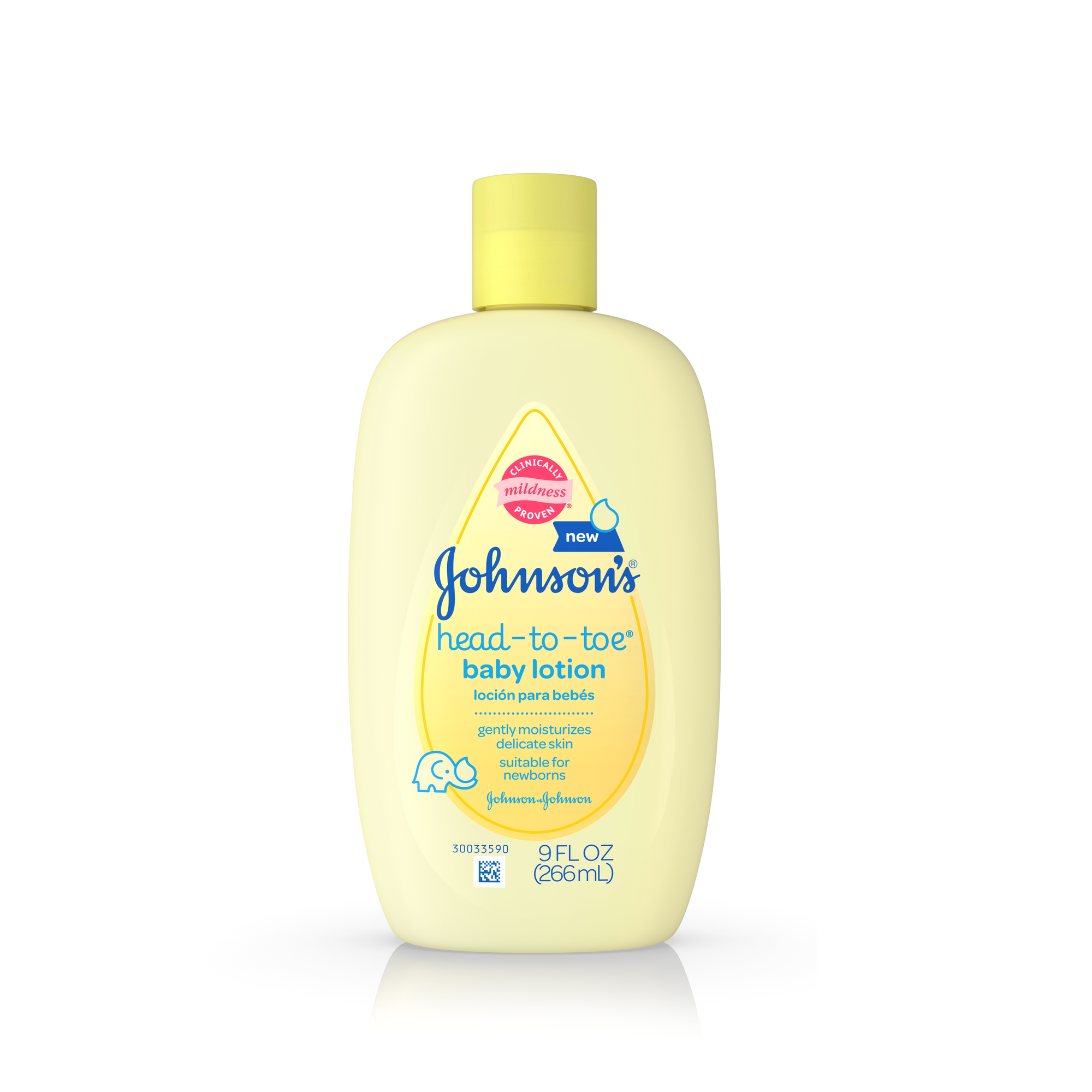 Amazon Com Johnson S Head To Toe Baby Lotion 9 Fl Oz
