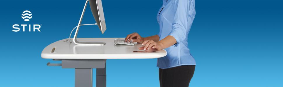 The Stir Kinetic Desk M1