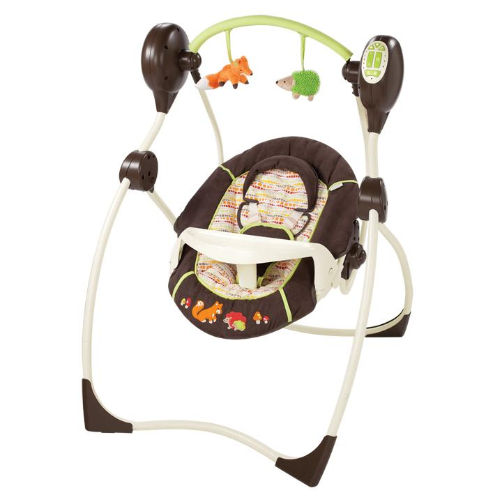 Amazon Com Summer Infant Classic Comfort Wood High Chair