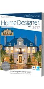 Amazon.com: Chief Architect Home Designer Pro 2017: Software