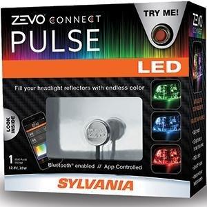 Amazon Com Sylvania Zevo Connect Pulse Led Color Changing