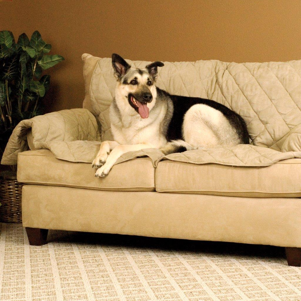 Amazon.com  K H Pet Products Furniture Cover Protector Couch Tan ... 935a5343ec