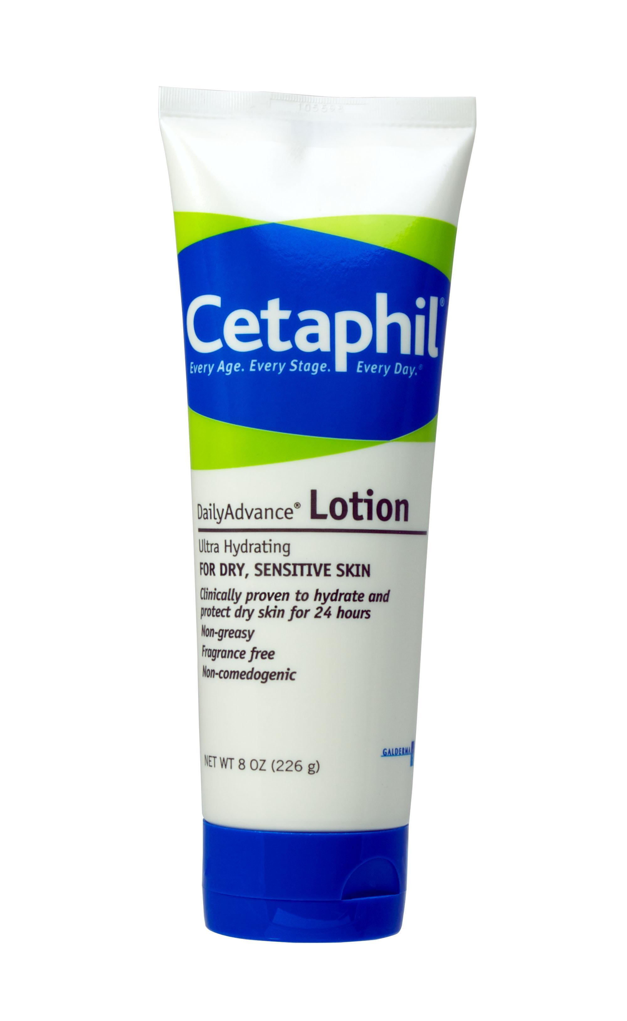 2 Pack - Cetaphil Moisturizing Cream for Dry/Sensitive Skin 3oz Each Rose Hips Mask - For Combination/ Dry/ Sensitive Skin Types 2oz