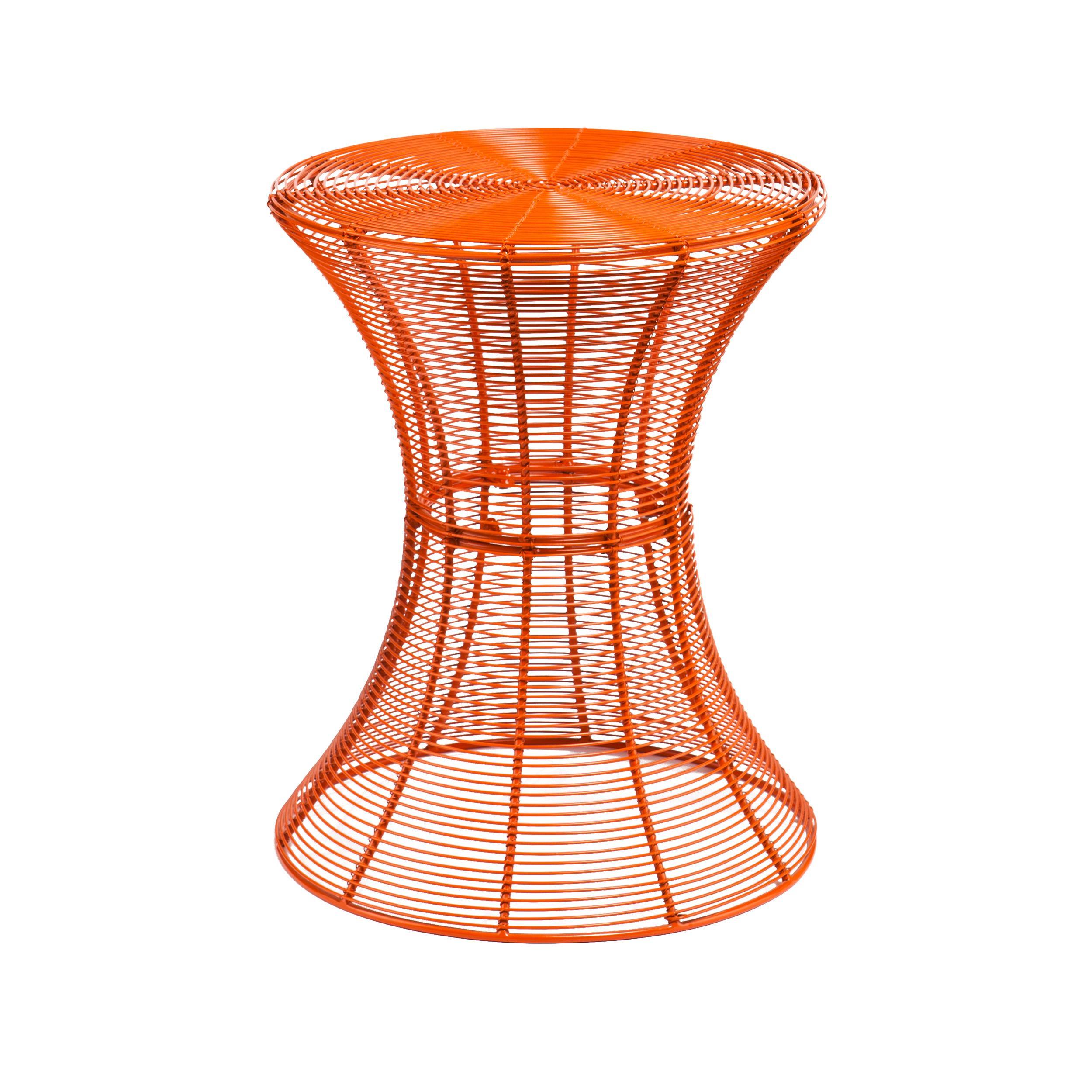 Amazon Com Sei 18 5 Inch Indoor Outdoor Round Metal
