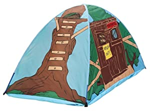 bed tent kids toddler  sc 1 st  Amazon.com & Amazon.com: Pacific Play Tents Kids Tree House Bed Tent Playhouse ...