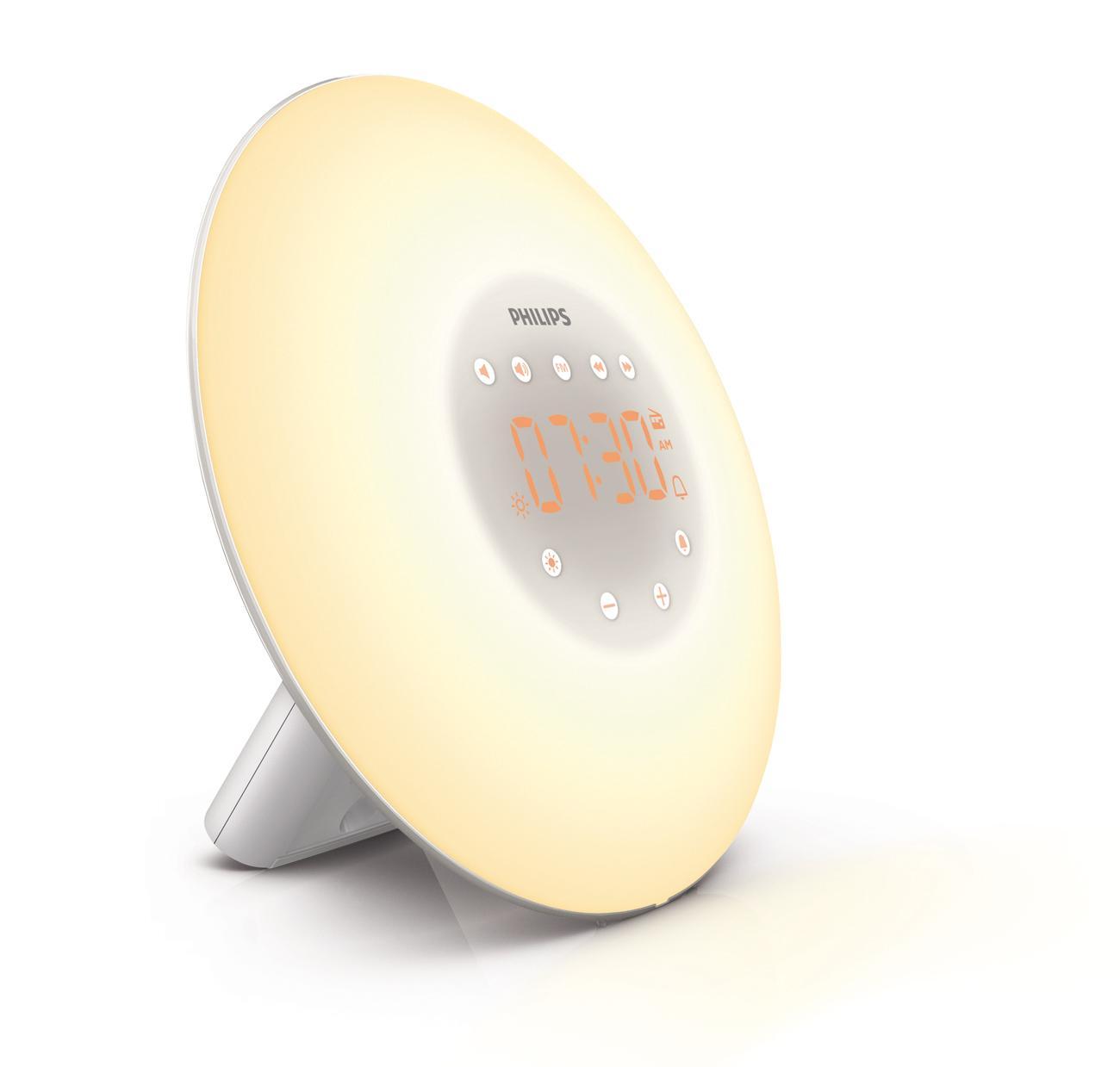 Philips Wake Up Light, Sunrise Simulation, Light Therapy, Home Design Ideas