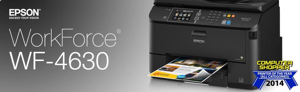 hp printer drivers  4630