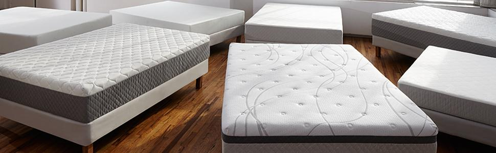 Sleep Innovations Shiloh 12-inch Memory Foam Mattress Review