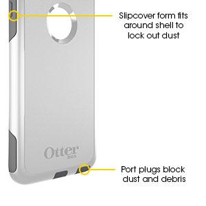 Amazon.com: OtterBox COMMUTER SERIES Case for iPhone 6 Plus/6s ...