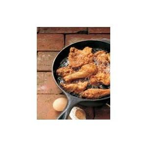 chicken fryer, deep skillet, cast iron frying pan