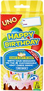 UNO Birthday, Birthday Gifts, Birthday Gifts for Kids