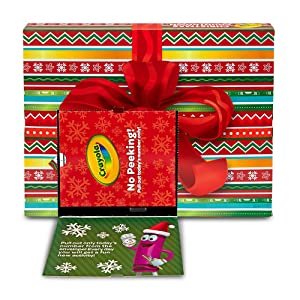 Crayola Christmas Countdown Activity Advent Calendar - About Crayola