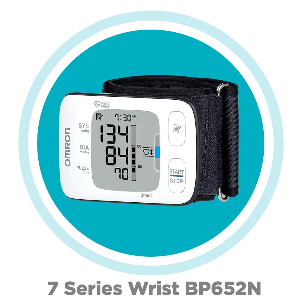 Digital Blood Pressure Monitor Portable Wrist Cuff Manual Guide