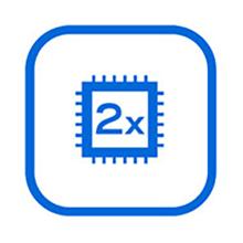 1.2 Ghz Dual-Core Processor