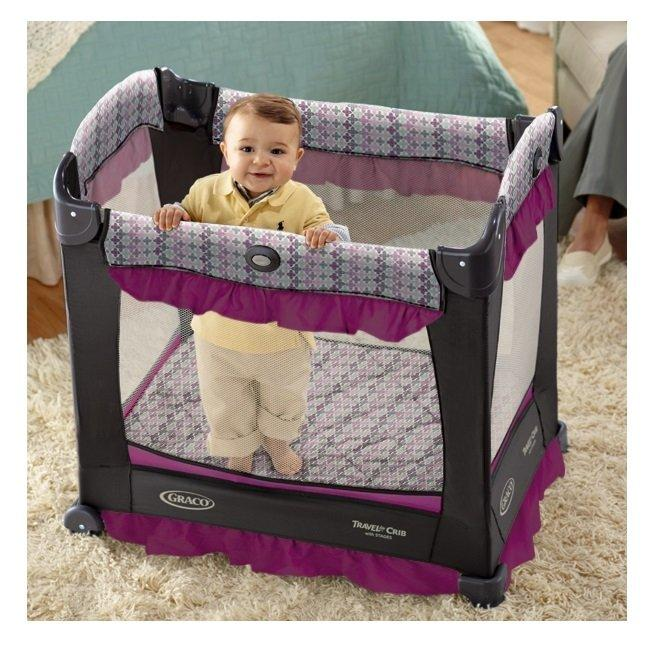 Amazon Com Graco Pack N Play Travel Lite Crib Playard