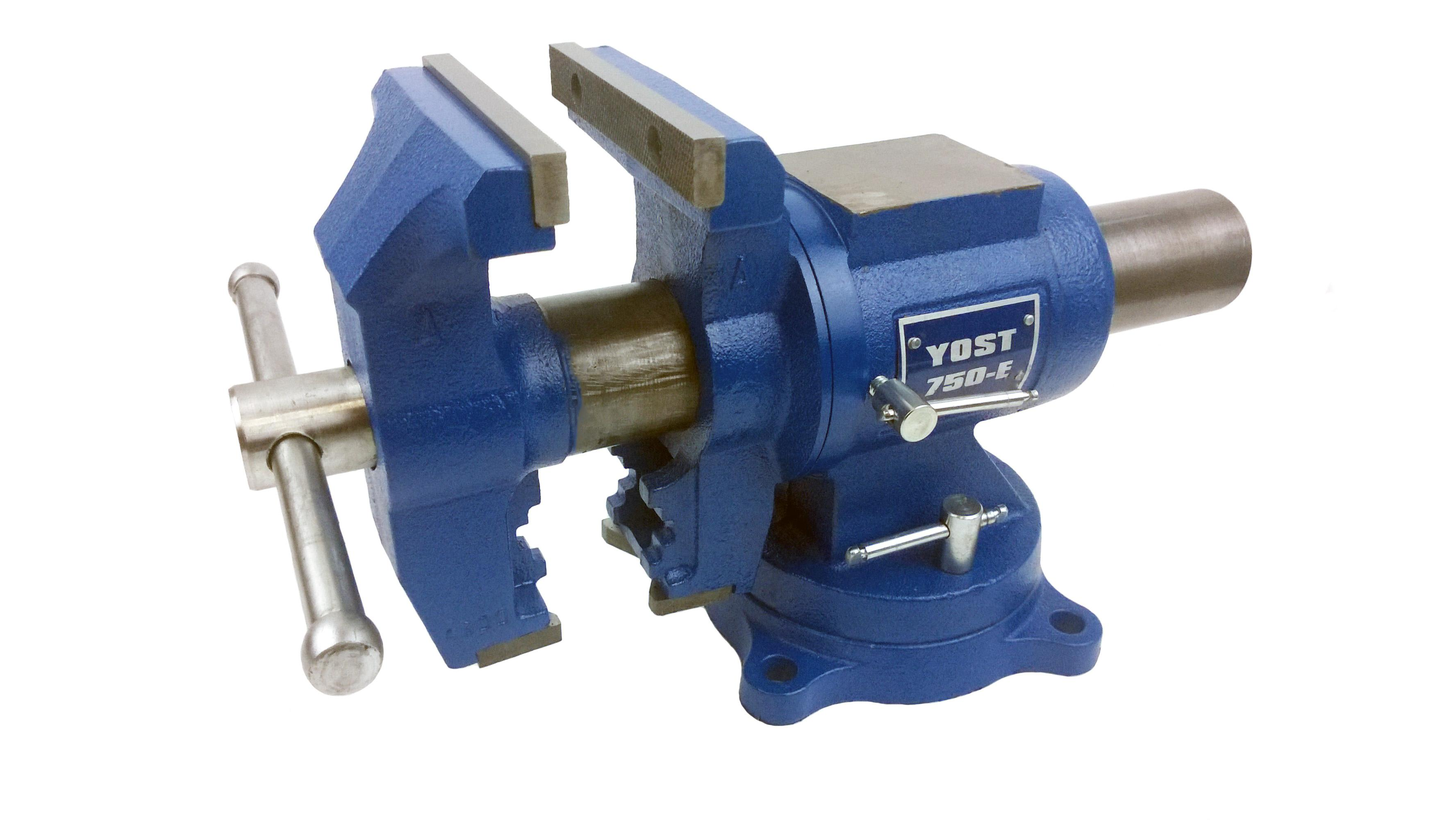 Yost 750e Rotating Bench Vise Amazon Com Industrial Scientific