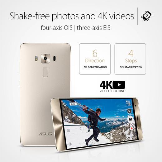 Amazon.com: ASUS ZS550KL ZenFone 3 Deluxe Unlocked Dual SIM Cell Phone