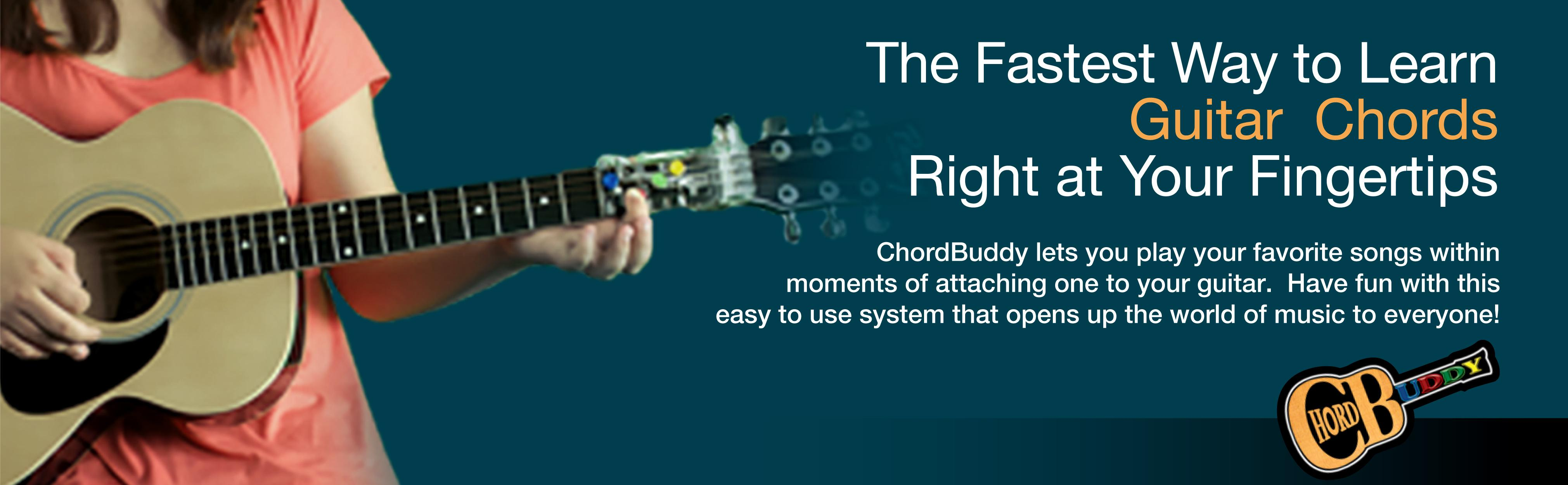 Amazon Chordbuddy Guitar Learning System For Left Handed