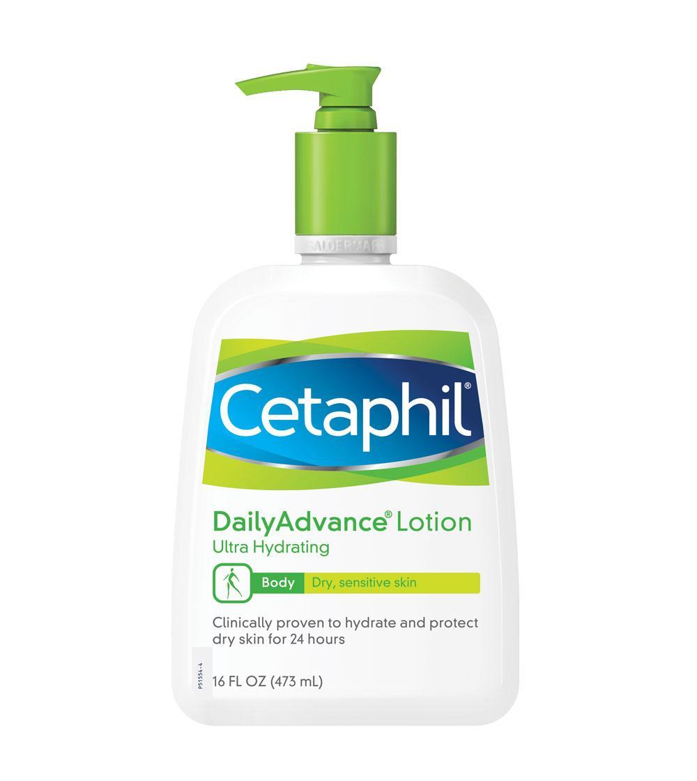 cetaphil daily advance lotion