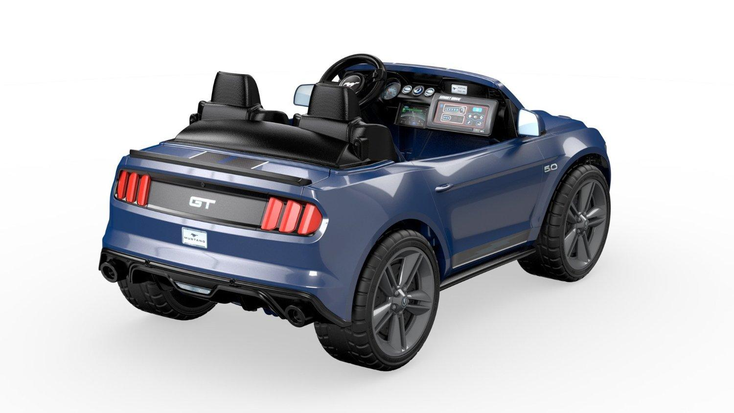 Power Wheels Mustang : Amazon power wheels smart drive ford mustang toys
