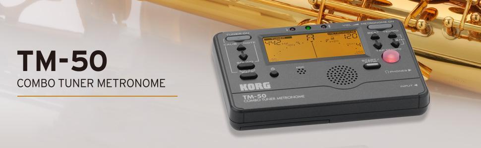 Korg TM50 Tuner