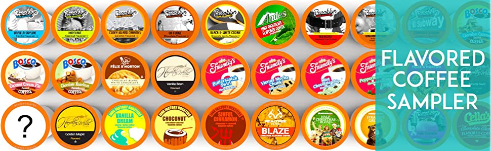 k cups variety
