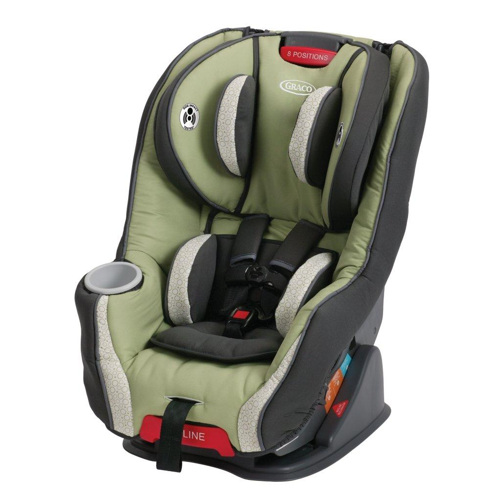 Amazon.com : Graco Size4Me 65 Convertible Car Seat, Pierce ...