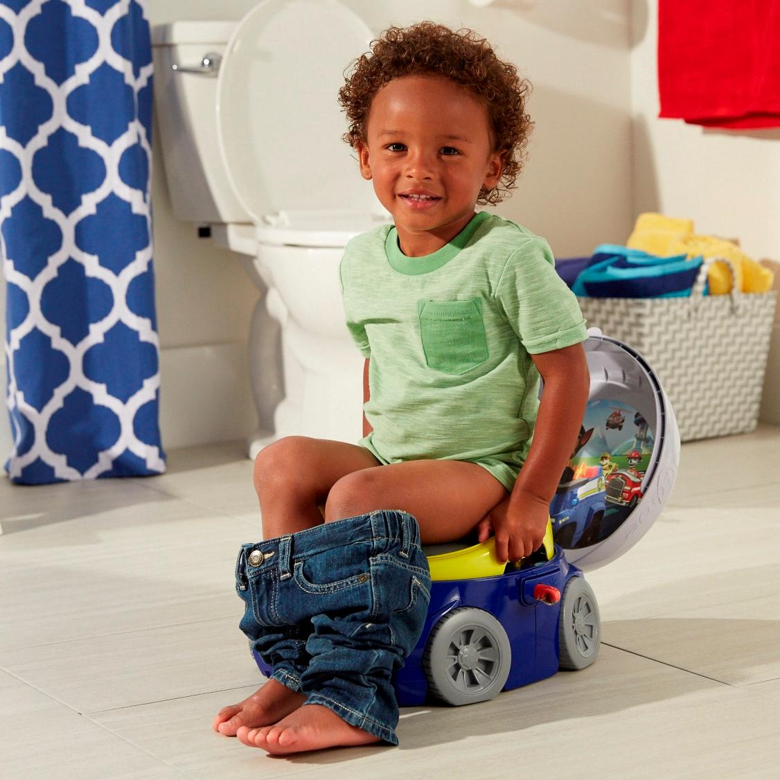 New Nickelodeon 3 In 1 Potty Training Paw Patrol Fun
