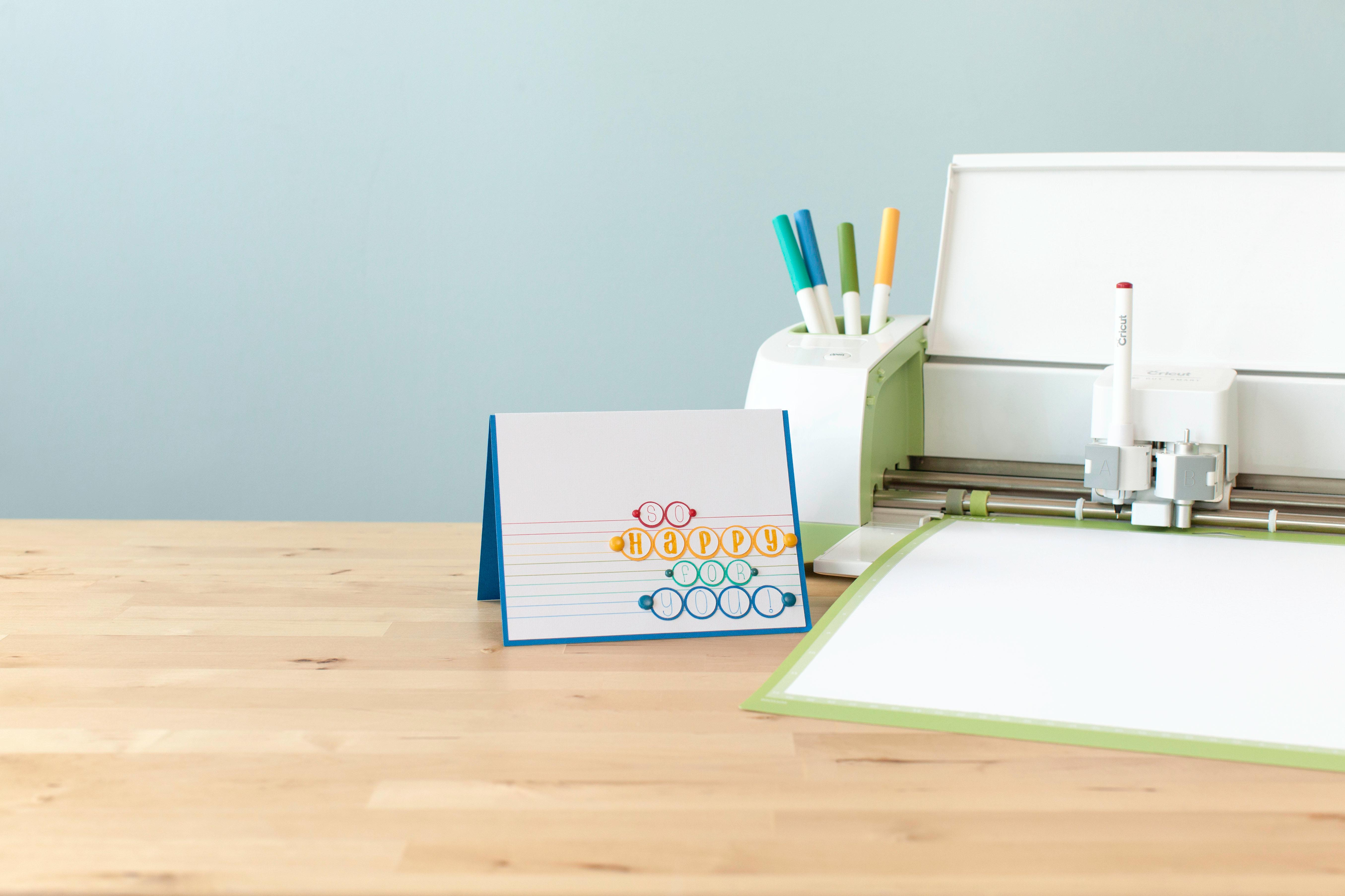 Amazon Com Cricut Metallic Color Pen Set