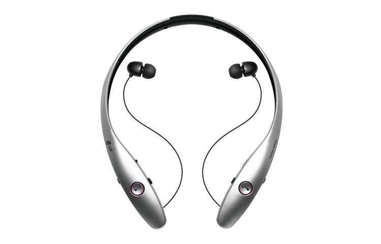 a0aa512b2a0 Amazon.com: LG Tone Infinim HBS-900 Wireless Stereo Headset, Silver ...