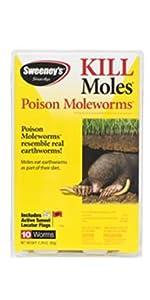 Sweeney's Poison Moleworms