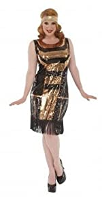 Plus Size Flapper