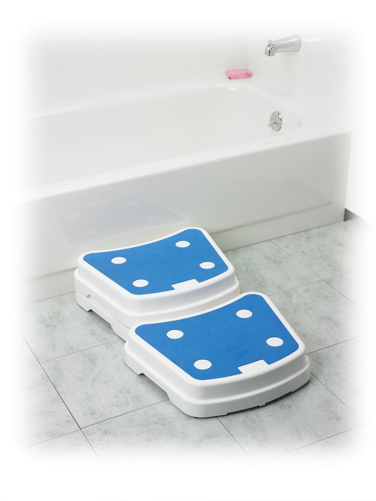 Amazon.com: Drive Medical Portable Bath Step: Beauty