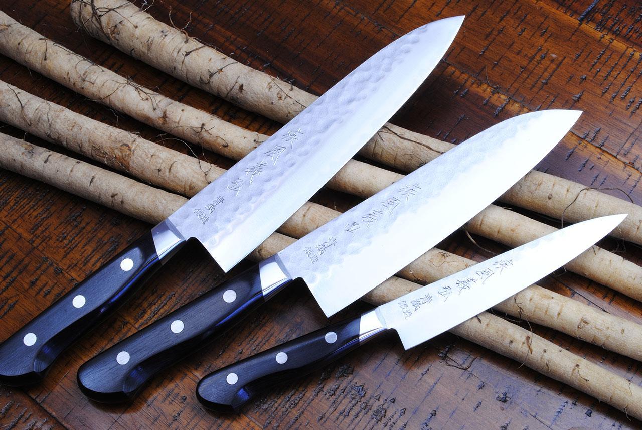 amazon com yoshihiro aoko blue steel gyuto japanese chef knife