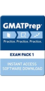 GMATPrep Exam Pack 1