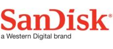 logotipo de SanDisk