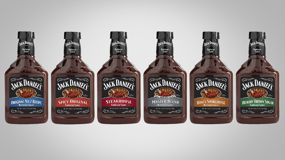 Jack Daniel's Original No. 7 Barbecue Sauce Review | The Whiskey ...