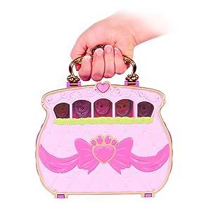 790d85bc6f2 Amazon.com  Disney Princess Palace Pets Carry   Play Pawfect Purse ...