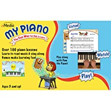 kids piano lessons software
