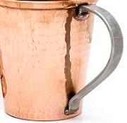 Sertodo, Sertodo Copper, Copper Cups, Cocktail set, Moscow, Moscow Mule, Copper Mugs