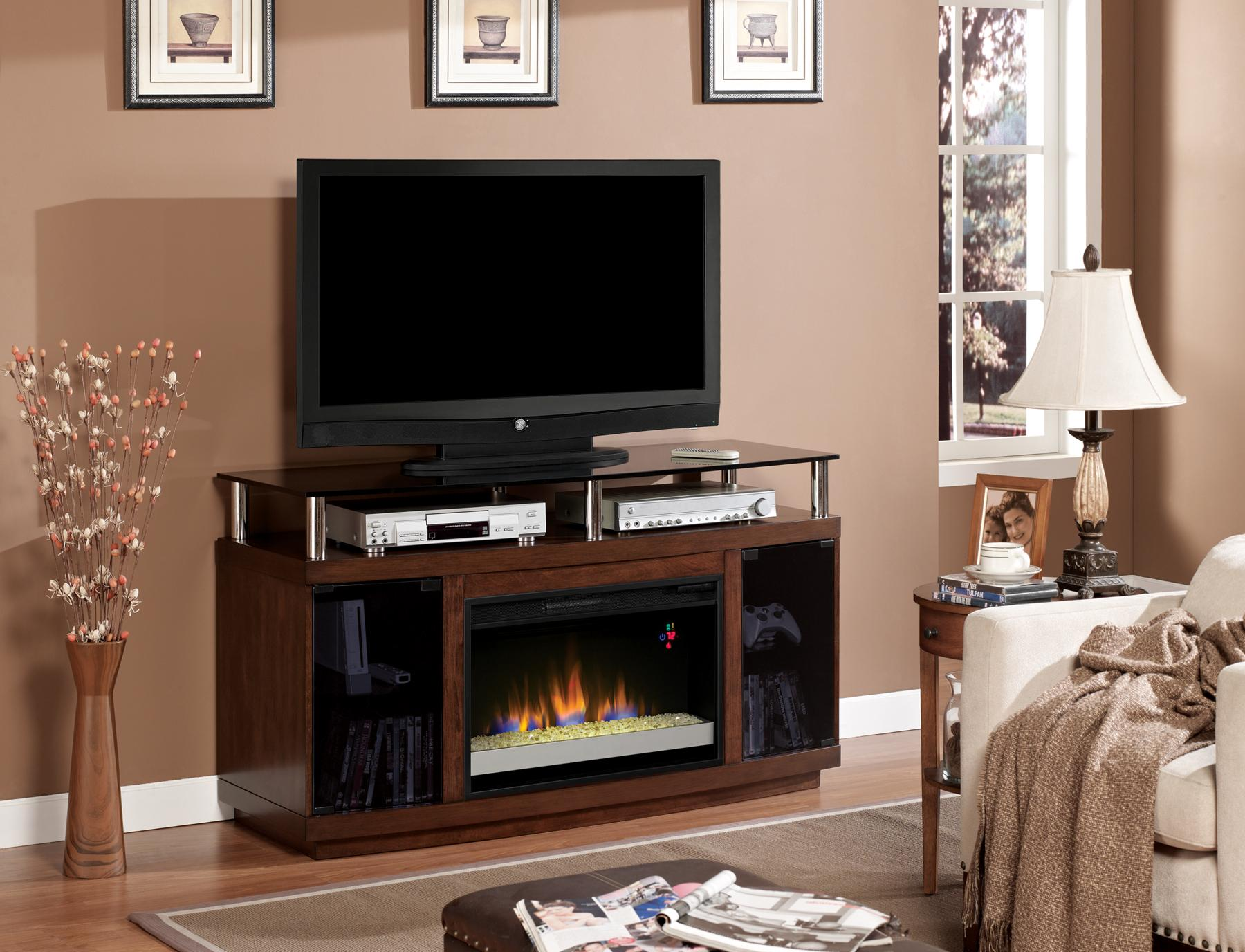 amazon com classicflame 26mm9405 w324 drew tv stand for tvs up to