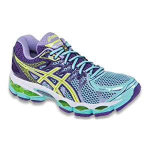 asics gel kayano 21 running shoes womens 9
