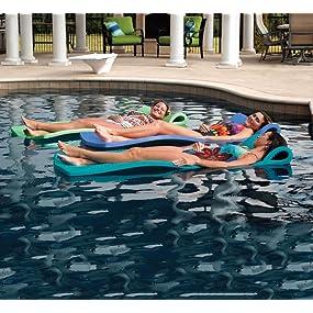 Amazon Com Texas Recreation Sunray 1 25 Quot Thick Swimming