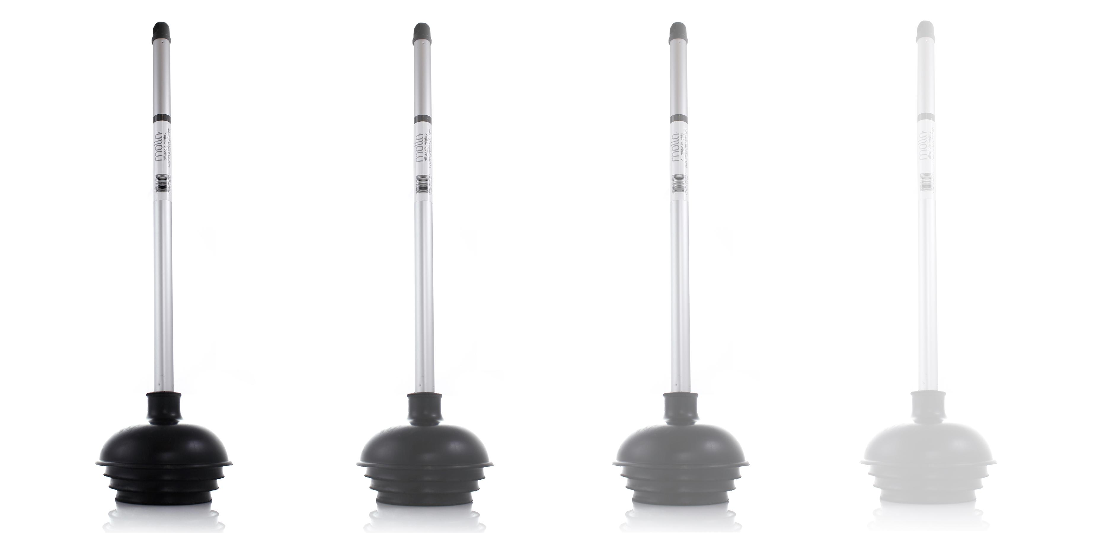 molla 094 patented all angle mighty suction perfect plunger 2 pack home improvement. Black Bedroom Furniture Sets. Home Design Ideas