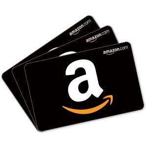 Amazon.com: Amazon.com Gift Card in a Mini Envelope (Black): Gift ...