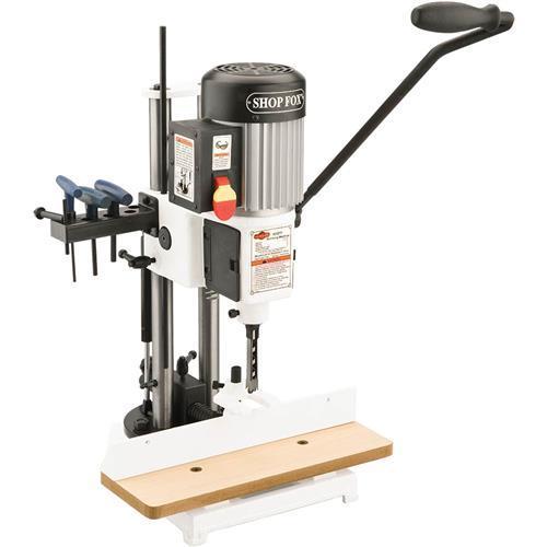 Shop Fox W1671 3 4 Hp Heavy Duty Mortising Machine Power